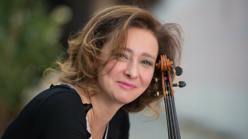 Yulia Berinskaya al Conservatorio di Trieste