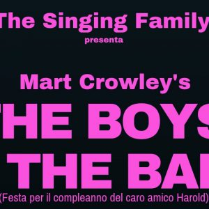 The Boys in the Band debutta a giugno 2019